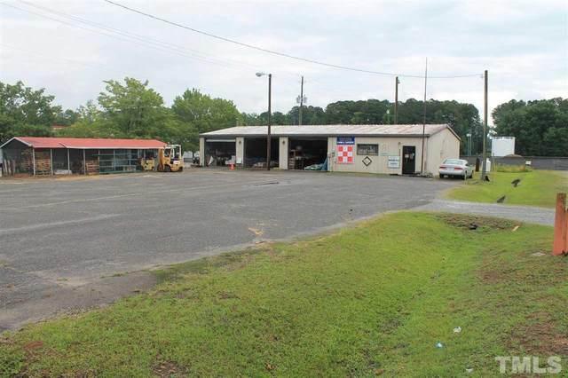 1701 S Brightleaf Boulevard, Smithfield, NC 27577 (#2391005) :: Marti Hampton Team brokered by eXp Realty