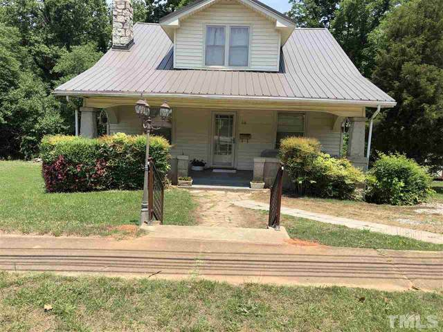 318 W Franklin Street, Warrenton, NC 27589 (#2391036) :: Log Pond Realty