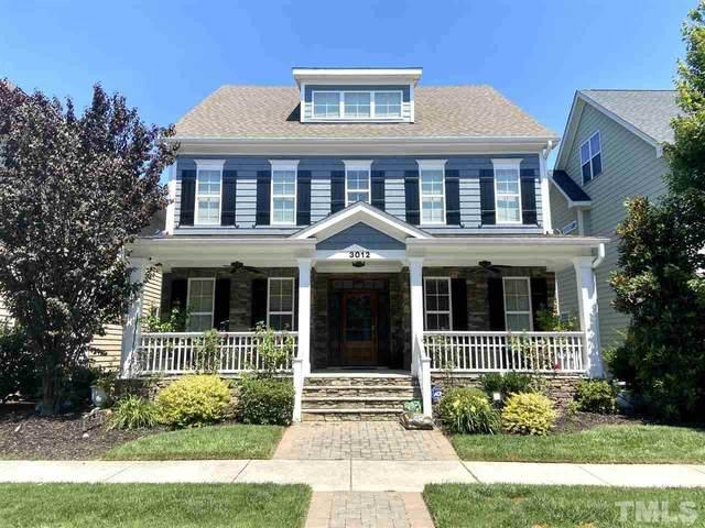 3012 Bear Oak Lane, Cary, NC 27519 (#2391083) :: Triangle Just Listed