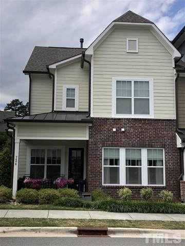 724 Fallon Grove Way, Raleigh, NC 27608 (#2391109) :: Triangle Just Listed