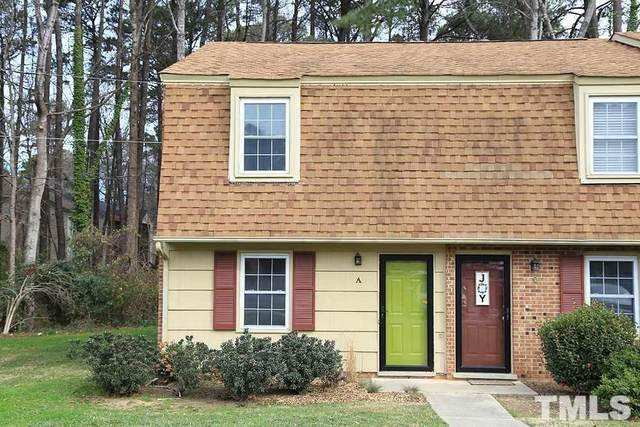4704 Blue Bird Court A, Raleigh, NC 27606 (MLS #2391121) :: On Point Realty