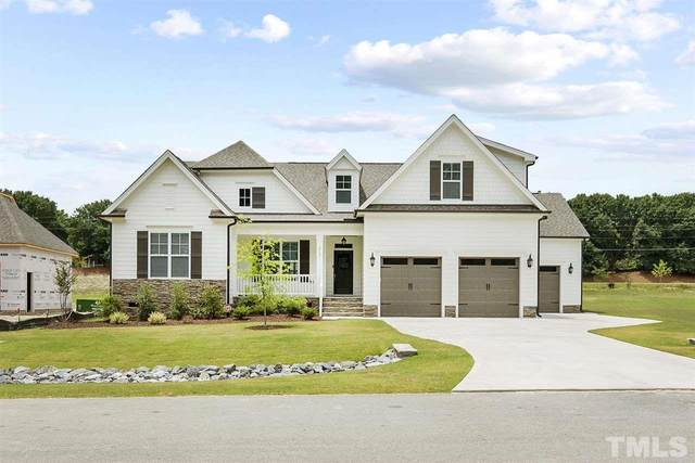 262 Old Hickory Drive, Raleigh, NC 27603 (#2391167) :: Triangle Just Listed