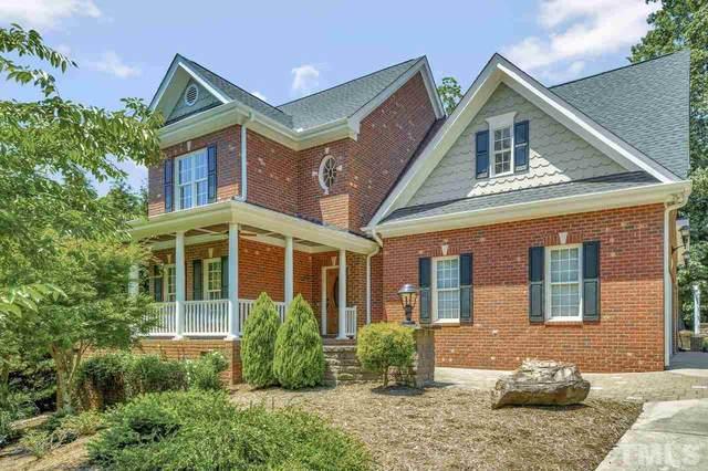 140 Swan Lake, Chapel Hill, NC 27517 (#2391184) :: Rachel Kendall Team