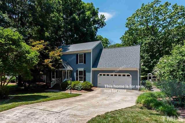 7933 Bluffridge Drive, Raleigh, NC 27615 (#2391193) :: Dogwood Properties