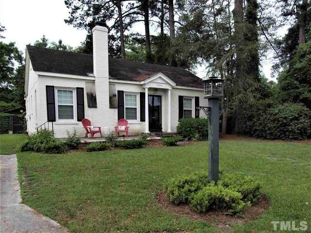 1525 Beal Street, Rocky Mount, NC 27803 (#2391194) :: Dogwood Properties