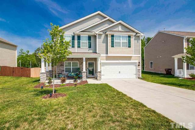 6709 Osprey Landing Drive, Wendell, NC 27591 (MLS #2391209) :: The Oceanaire Realty