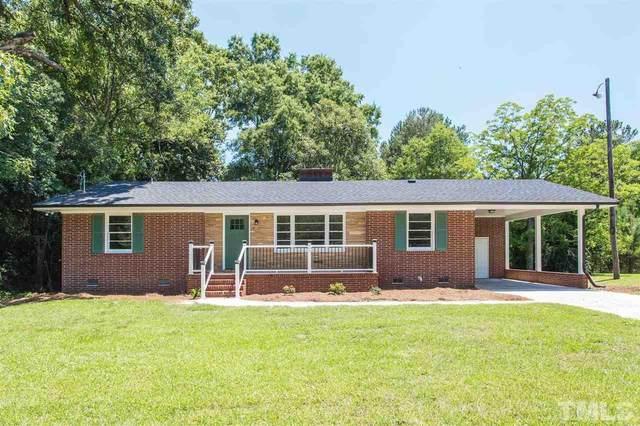 217 W Oak, Zebulon, NC 27597 (#2391219) :: Rachel Kendall Team
