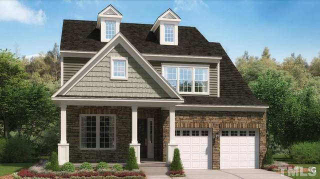 1938 Menet Street Lot 208-Edison, Apex, NC 27502 (#2391227) :: Triangle Just Listed