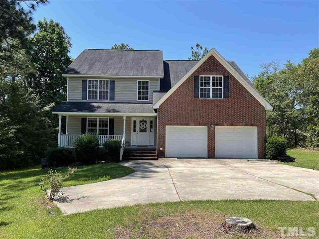 39 Putters Path, Sanford, NC 27330 (#2391247) :: Triangle Just Listed