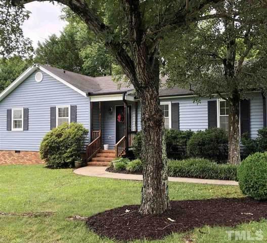 609 Monroe Holt Road, Graham, NC 27253 (#2391257) :: Scott Korbin Team