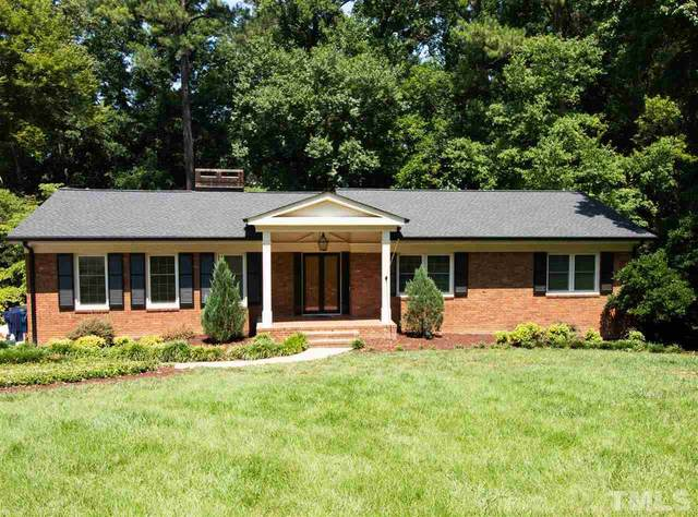 4937 Carteret Drive, Raleigh, NC 27612 (#2391262) :: Triangle Just Listed