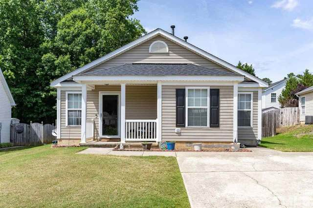 303 Homestead Park Drive, Apex, NC 27502 (#2391276) :: Triangle Just Listed