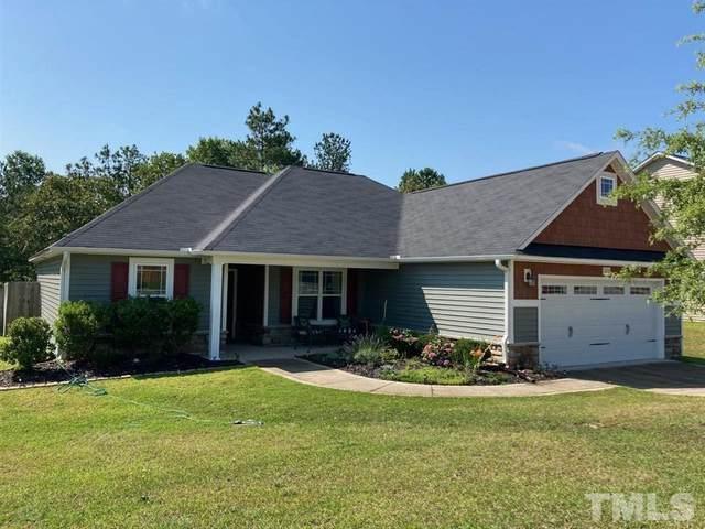 220 Angel Oaks Lane, Bunnlevel, NC 28323 (#2391280) :: Triangle Just Listed