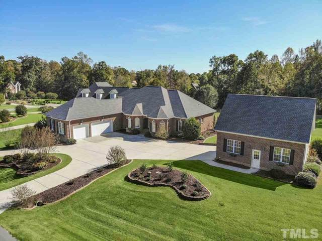 627 Christopher Drive, Clayton, NC 27520 (#2391290) :: Triangle Just Listed