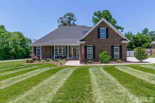 3097 Creek Point Road, Graham, NC 27253 (#2391444) :: Dogwood Properties