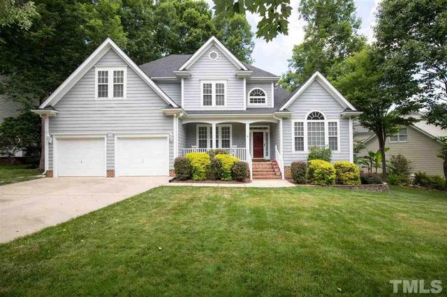 108 Holly Green Lane, Holly Springs, NC 27540 (#2391466) :: The Jim Allen Group