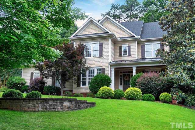116 Creekvista Drive, Holly Springs, NC 27540 (#2391587) :: Triangle Just Listed