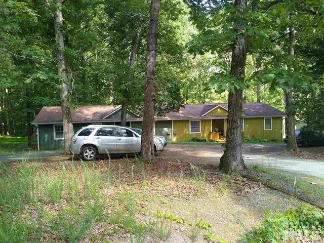 218 Hickory Forest Road B, Chapel Hill, NC 27516 (#2391612) :: The Results Team, LLC
