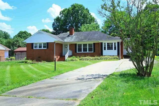 2154 Woodland Avenue, Burlington, NC 27215 (#2391620) :: Dogwood Properties