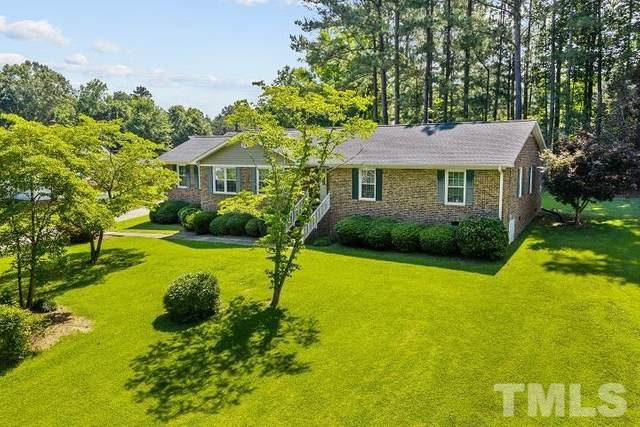 112 Saddletree Road, Oxford, NC 27565 (MLS #2391677) :: The Oceanaire Realty