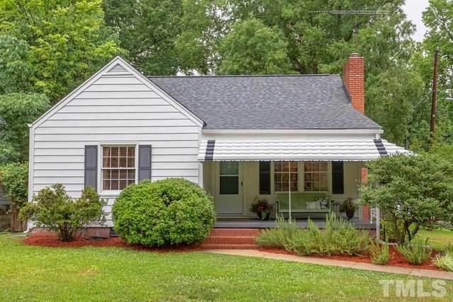 1915 James Street, Durham, NC 27707 (#2391683) :: Dogwood Properties