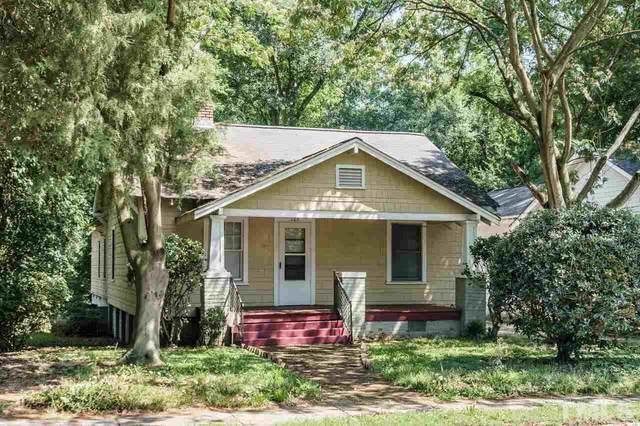 105 E Whitaker Mill Road, Raleigh, NC 27608 (#2391707) :: Scott Korbin Team