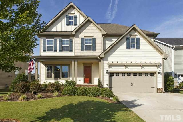 112 Cahors Trail, Holly Springs, NC 27540 (#2391708) :: The Beth Hines Team