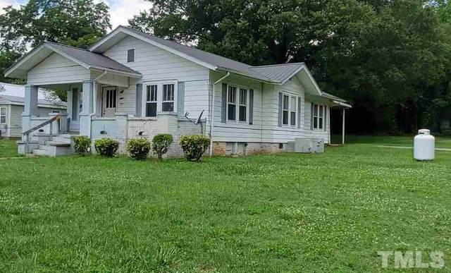 414 W Fourth Street, Siler City, NC 27344 (#2391738) :: Scott Korbin Team