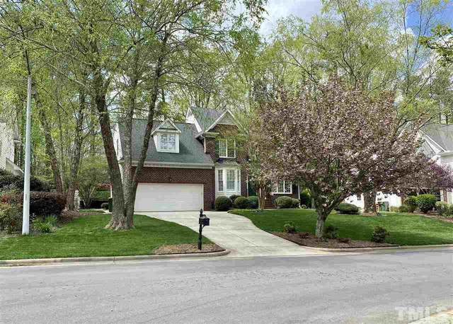 301 Hassellwood Drive, Cary, NC 27518 (MLS #2391755) :: The Oceanaire Realty