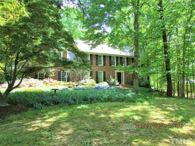 523 Caswell Road, Chapel Hill, NC 27514 (#2391769) :: Dogwood Properties
