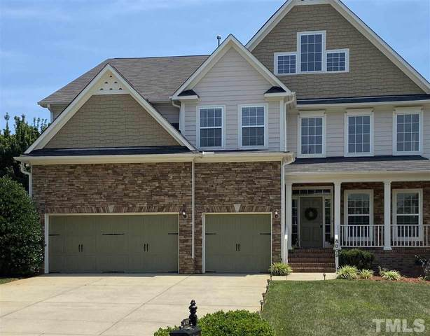 4809 Homeplace Drive, Apex, NC 27539 (#2391780) :: Real Estate By Design