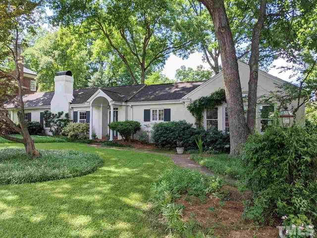 1623 Canterbury Road, Raleigh, NC 27608 (MLS #2391790) :: The Oceanaire Realty