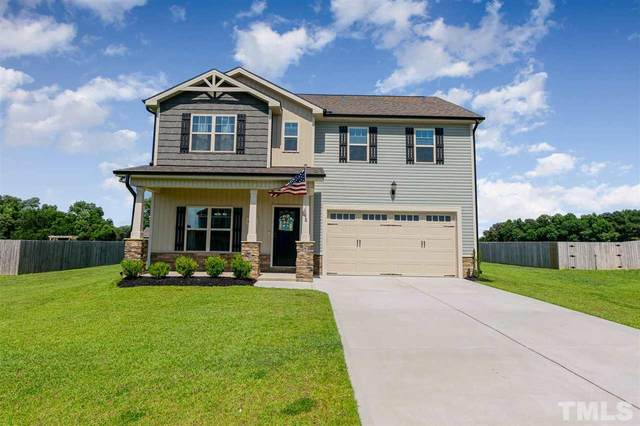 419 Planters Ridge Drive, Pikeville, NC 27863 (#2391800) :: The Perry Group