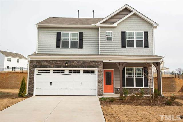 348 Whispering Wind Way #74, Wake Forest, NC 27587 (MLS #2391847) :: The Oceanaire Realty