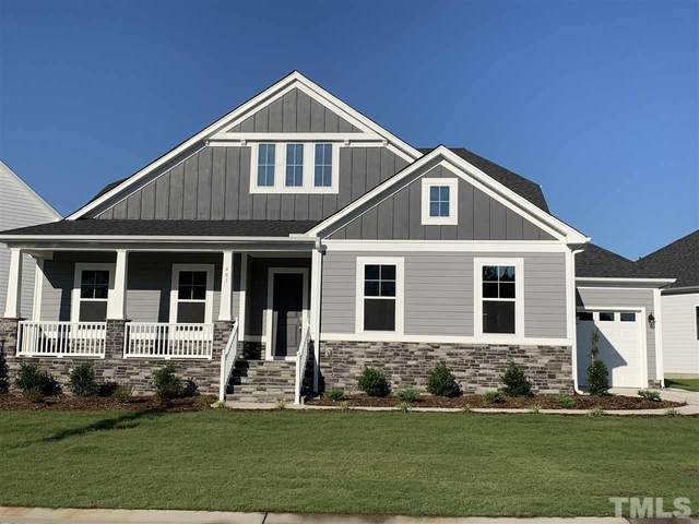 401 Moore Hill Way, Holly Springs, NC 27540 (MLS #2391856) :: The Oceanaire Realty