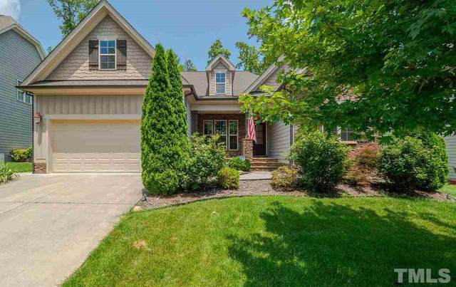 4225 Cats Paw Court, Wake Forest, NC 27587 (MLS #2391861) :: The Oceanaire Realty