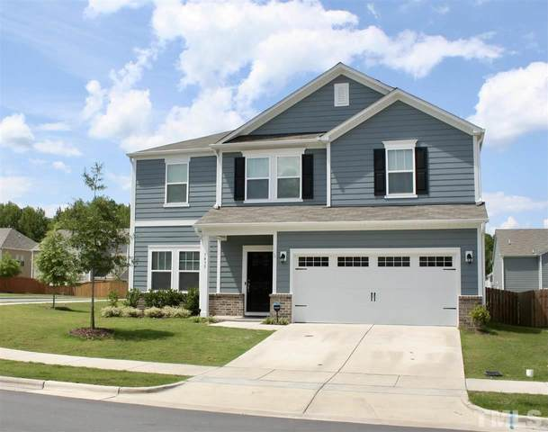 3430 Barn Road, Apex, NC 27502 (#2391884) :: Real Estate By Design