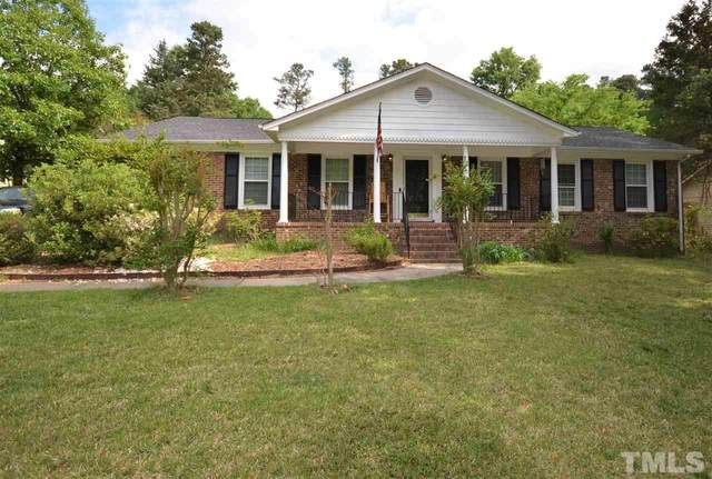 5320 Yardley Terrace, Durham, NC 27707 (#2391925) :: Choice Residential Real Estate