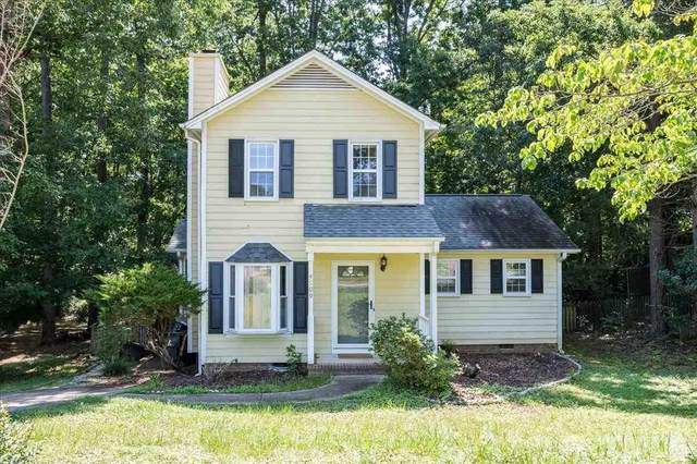 4009 Olde Coach Road, Durham, NC 27707 (#2391928) :: Real Estate By Design
