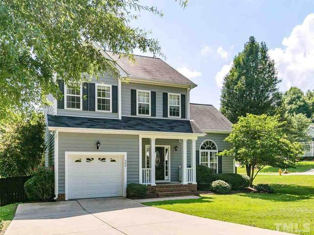 300 Amaryllis Way, Wake Forest, NC 27587 (MLS #2391963) :: The Oceanaire Realty