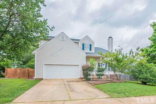 3000 Alder Ridge Lane, Raleigh, NC 27603 (#2392001) :: Real Estate By Design