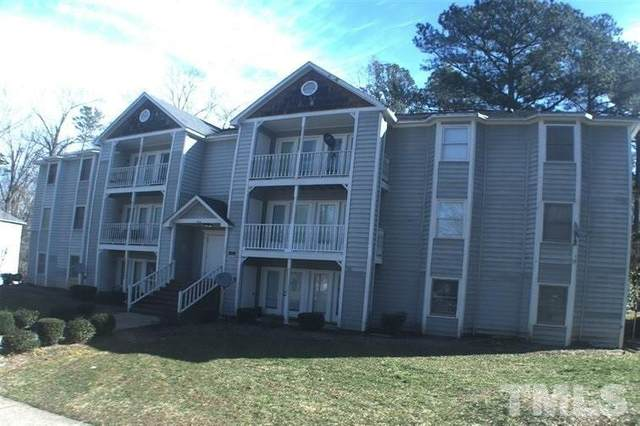 1310 Park Glen Drive #302, Raleigh, NC 27610 (MLS #2392015) :: The Oceanaire Realty