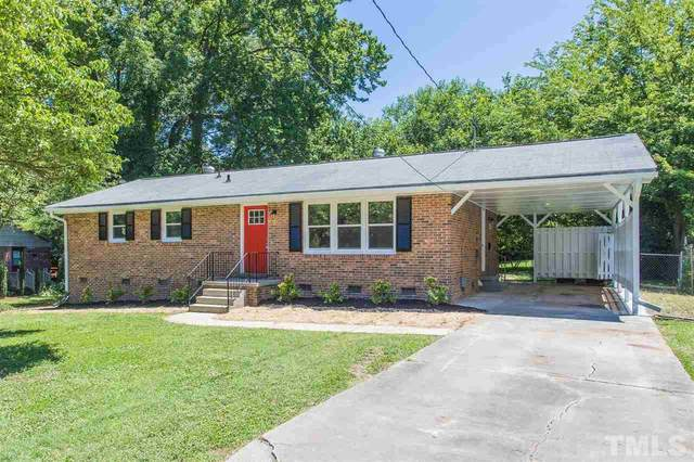 2816 New Hope Church Road, Raleigh, NC 27604 (#2392037) :: Realty One Group Greener Side