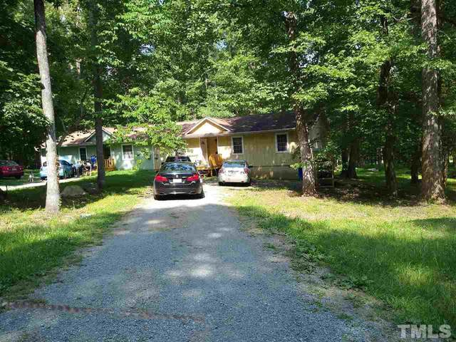 302 Hickory Forest Road, Chapel Hill, NC 27516 (#2392161) :: Marti Hampton Team brokered by eXp Realty