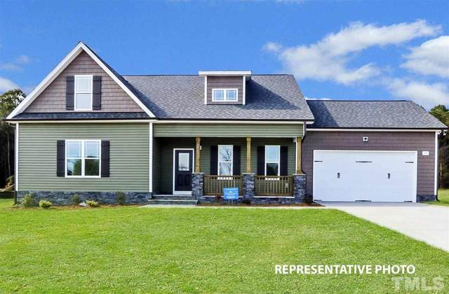 106 Martins Mill Court, Wendell, NC 27591 (MLS #2392209) :: The Oceanaire Realty