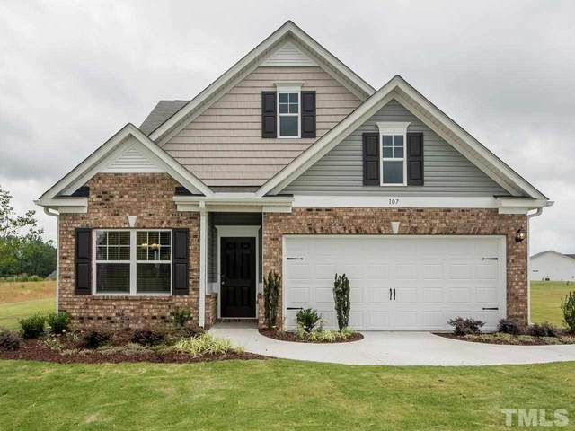 107 Beverly Place, Four Oaks, NC 27524 (#2392239) :: Triangle Just Listed