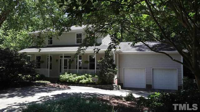20 Wythebrook Lane, Durham, NC 27713 (MLS #2392281) :: The Oceanaire Realty