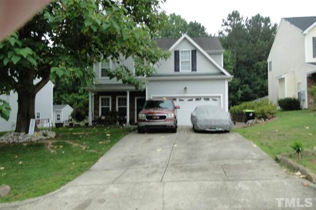405 Star Ruby Drive, Knightdale, NC 27545 (MLS #2392295) :: EXIT Realty Preferred