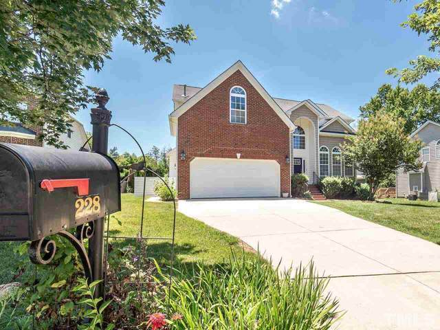 228 Mediate Drive, Raleigh, NC 27603 (#2392332) :: The Perry Group
