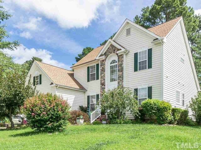 5517 Chatt Court, Raleigh, NC 27616 (#2392413) :: The Perry Group